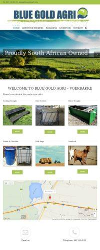 blue gold agri