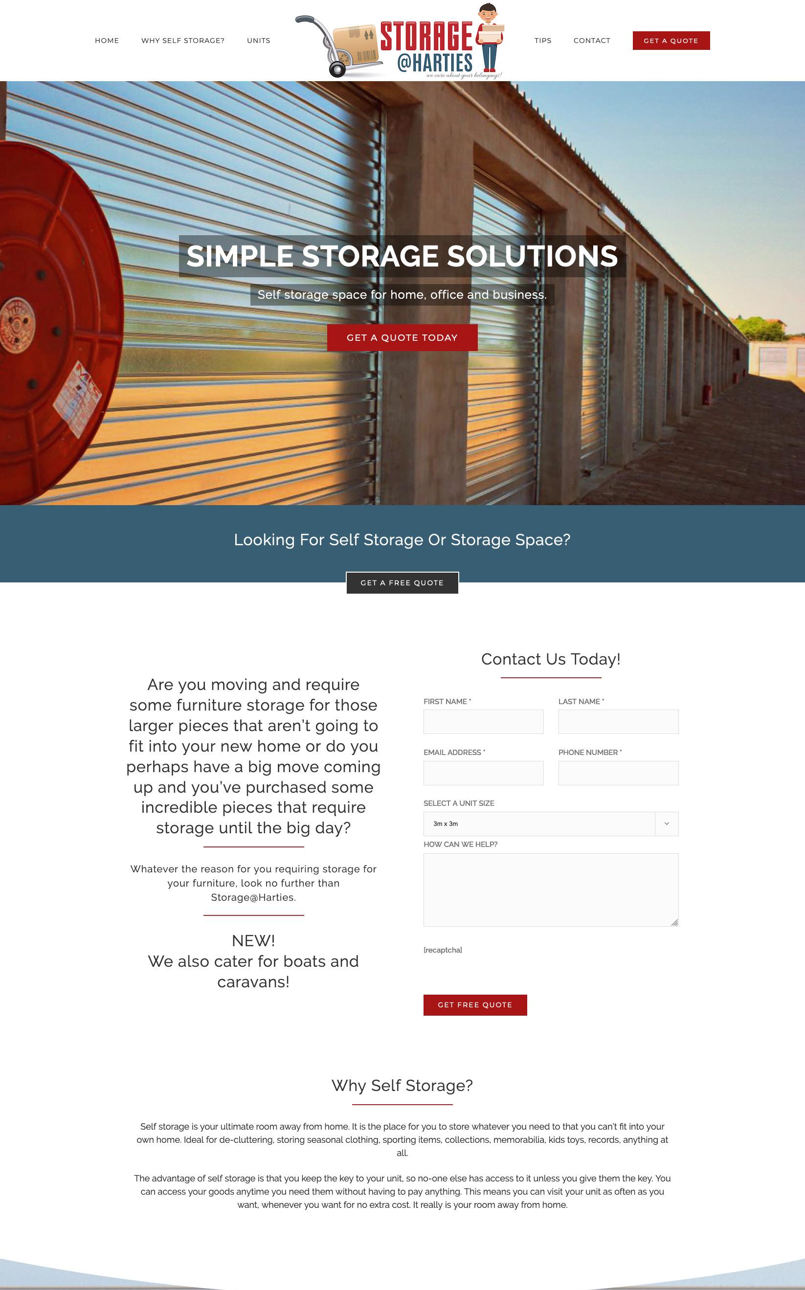 Storage@Harties
